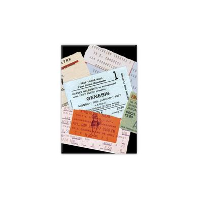 Genesis Tickets Magnet