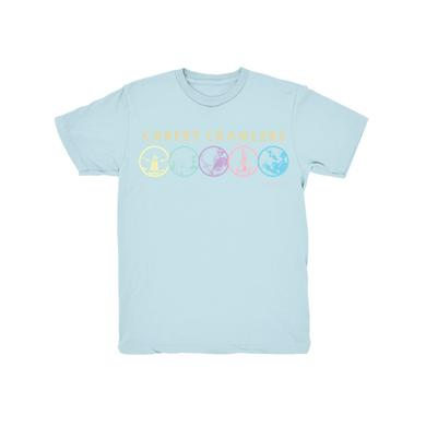 Genesis Youth Blue Carpet Crawlers T-Shirt