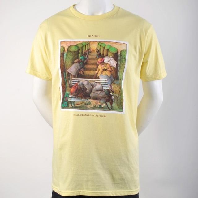 Genesis Selling England Album Art T-Shirt