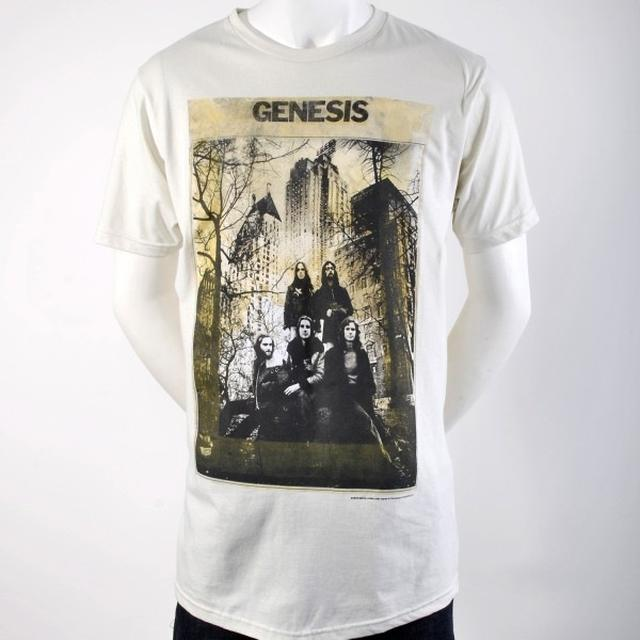 Genesis Vintage Band Photo T-Shirt