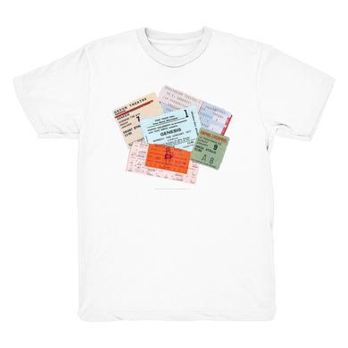 Genesis Tickets To Hear T-Shirt (White)