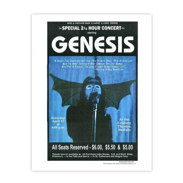 Genesis Vampire Pete Fine Art Print