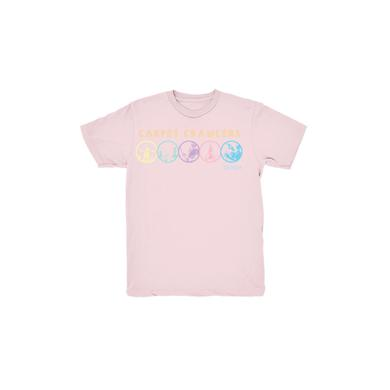 Genesis Pink Carpet Crawlers Kids T-Shirt