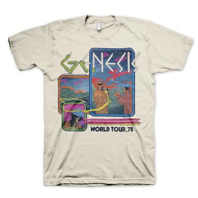 Genesis And Then There Were Three World Tour '78 T-Shirt