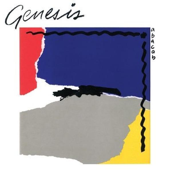 Genesis Abacab LP