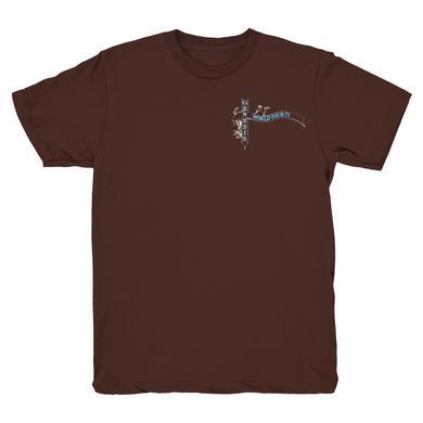 Genesis World Tour '77 T-Shirt (Brown)