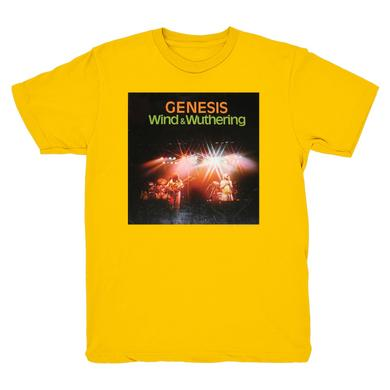 Genesis Wind & Wuthering Austria T-Shirt (Mustard)