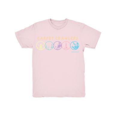 Genesis Youth Pink Carpet Crawlers T-Shirt