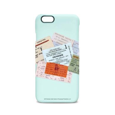 Genesis Tickets Phone Case