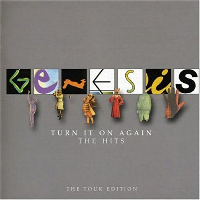 Genesis Turn It On Again:  Tour Edition
