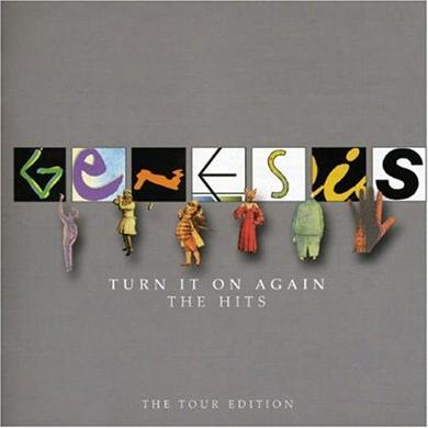 Genesis Turn It On Again:  Tour Edition