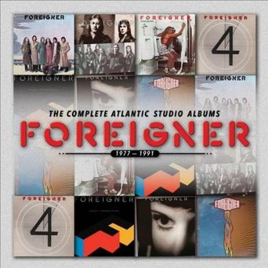 Foreigner The Complete Atlantic Albums 1977 - 1991  7 CD Set