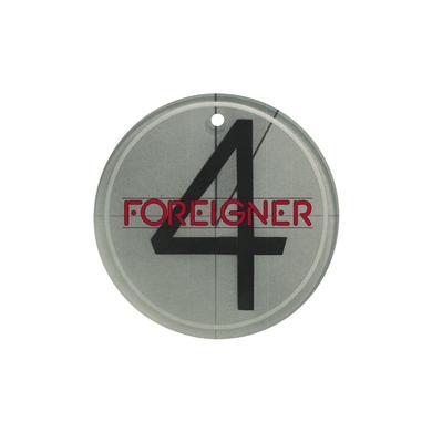 Foreigner Four Logo Holiday Ornament