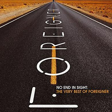 No End In Sight/The Very Best Of Foreigner - 2 CD Set
