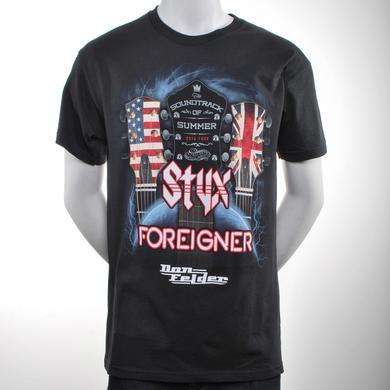 Styx/Foreigner Summer Tour T-Shirt
