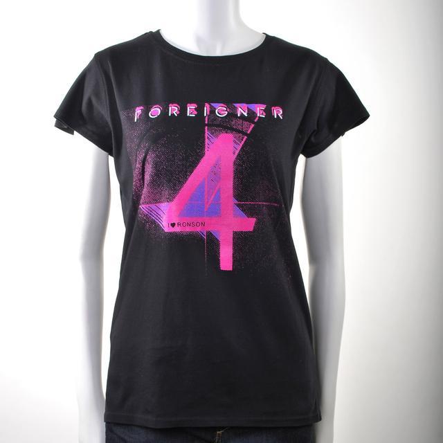 Foreigner Women's I Heart Ronson T-Shirt