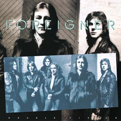 Foreigner Double Vision CD