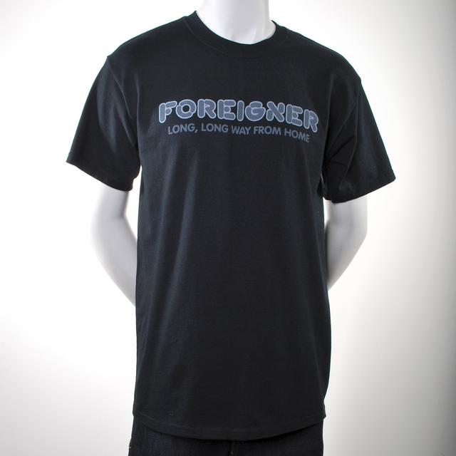 Foreigner Long, Long Way T-Shirt