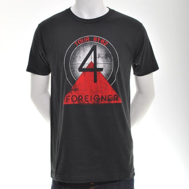 Foreigner Tour '81-'82 T-Shirt