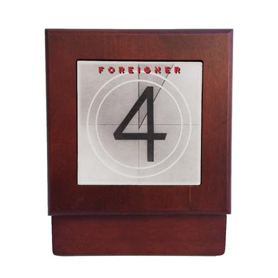 Foreigner Wooden Keepsake Valet Box