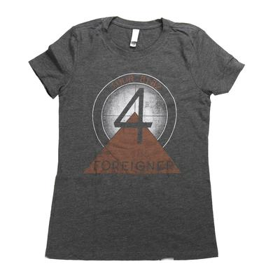 Foreigner Tour 81-82 Women's T-Shirt