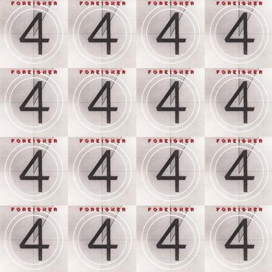 Foreigner 4 Logo Wrapping Paper