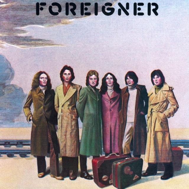 Foreigner S/T CD