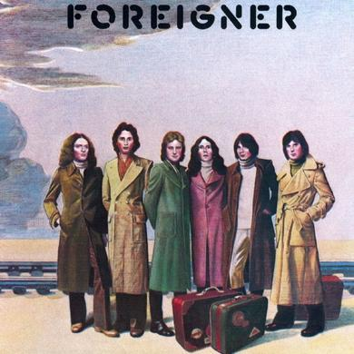 Foreigner S/T CD