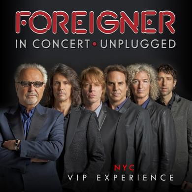 Foreigner NYC VIP Experience