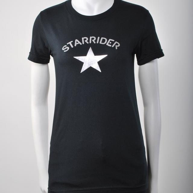 Foreigner Women's Starrider Star T-Shirt