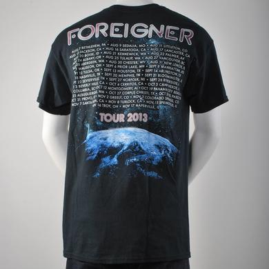 Foreigner Starrider Express Tour T-Shirt