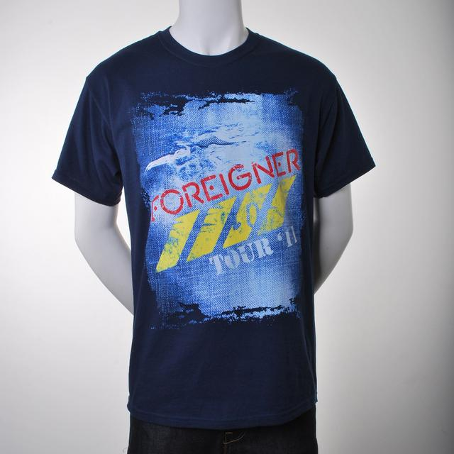 Foreigner Tour '11 T-Shirt