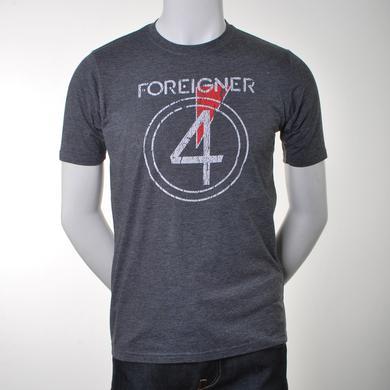 Foreigner Four Logo T-Shirt