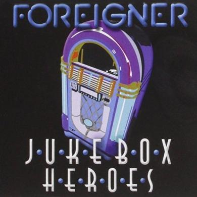 Foreigner Juke Box Heroes CD