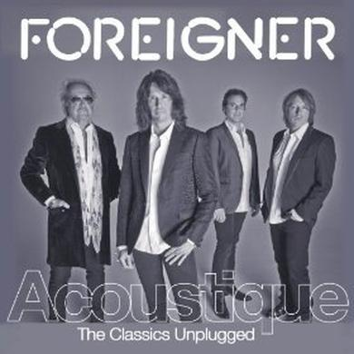 Foreigner Acoustic The Classics CD