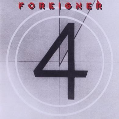 Foreigner 4 CD