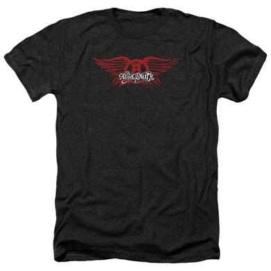 Aerosmith Tee | WINGED LOGO Premium T Shirt