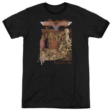 Aerosmith Shirt | TOYS Premium Ringer Tee
