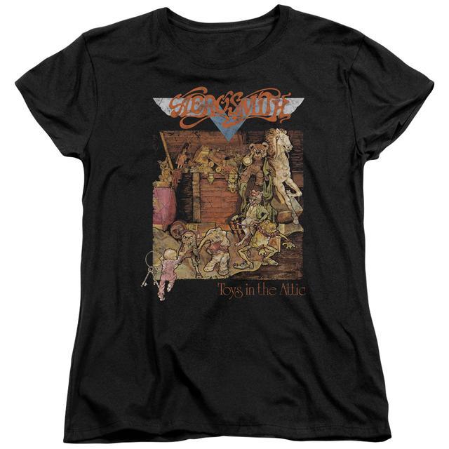 Aerosmith Women's Shirt | TOYS Ladies Tee