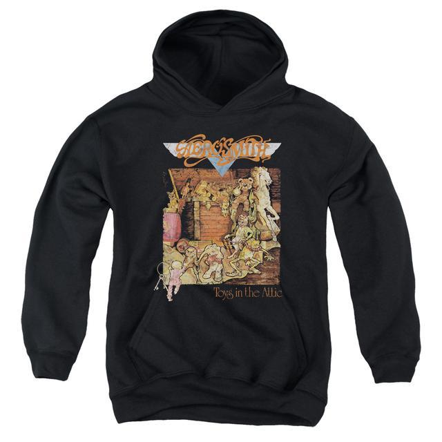 Aerosmith Youth Hoodie | TOYS Pull-Over Sweatshirt