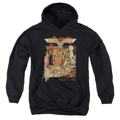 Aerosmith Youth Hoodie | TOYS Pull-Over Sweatshirt
