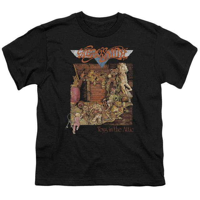 Aerosmith Youth Tee | TOYS Youth T Shirt
