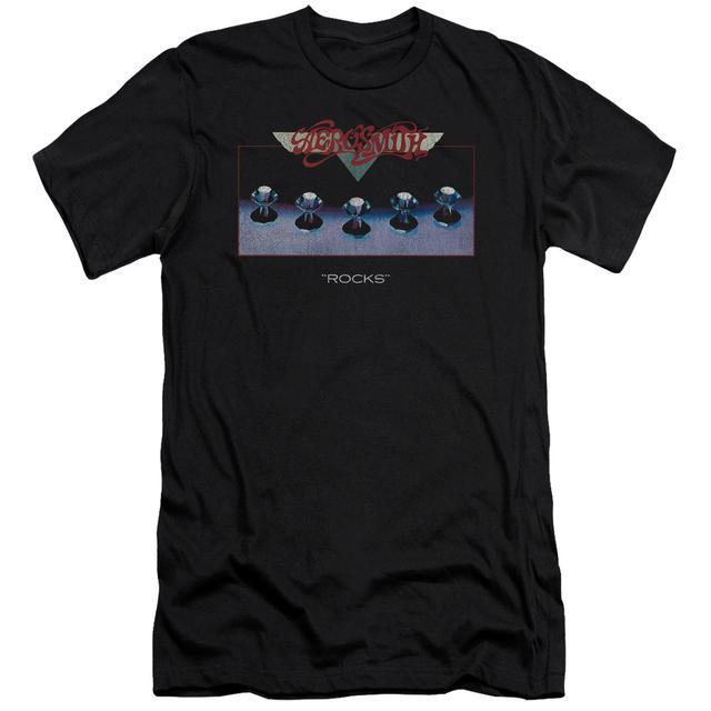 Aerosmith Slim-Fit Shirt   ROCKS Slim-Fit Tee