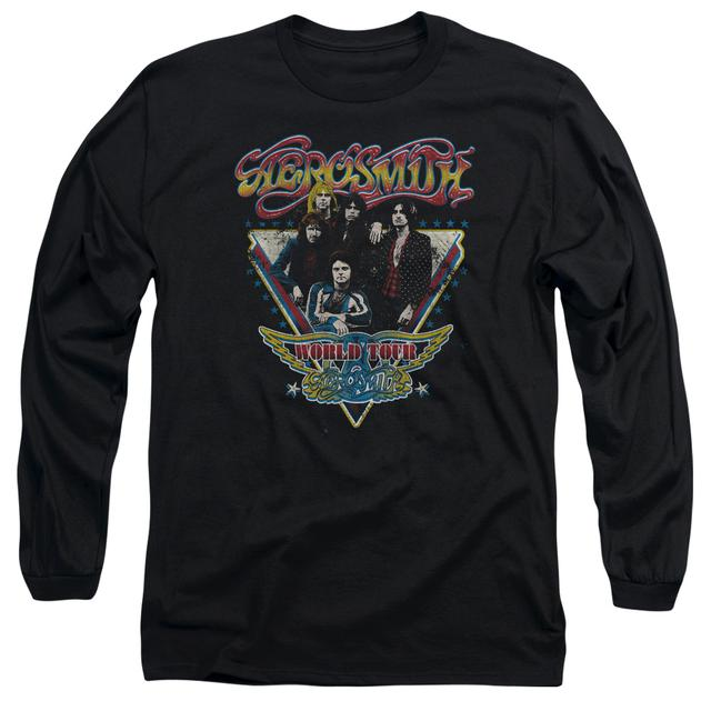 Aerosmith T Shirt | TRIANGLE STARS Premium Tee