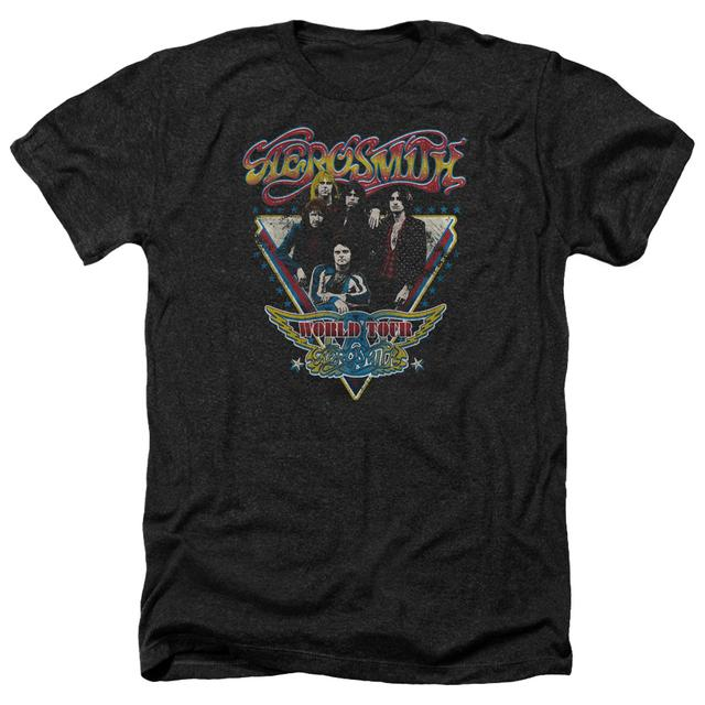Aerosmith Tee | TRIANGLE STARS Premium T Shirt