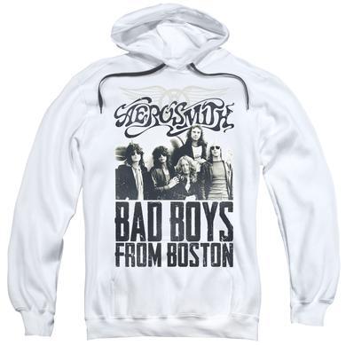 Aerosmith Hoodie | BAD BOYS Pull-Over Sweatshirt