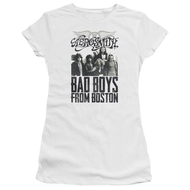 Aerosmith Juniors Shirt   BAD BOYS Juniors T Shirt