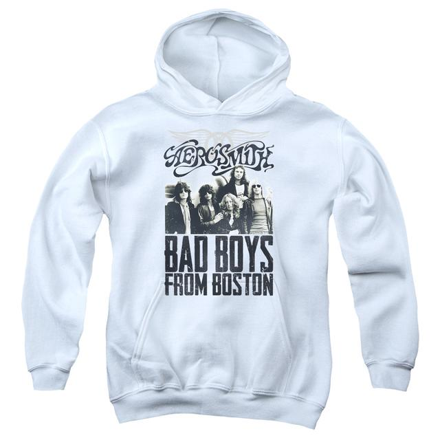 Aerosmith Youth Hoodie | BAD BOYS Pull-Over Sweatshirt