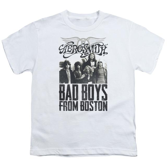 Aerosmith Youth Tee | BAD BOYS Youth T Shirt