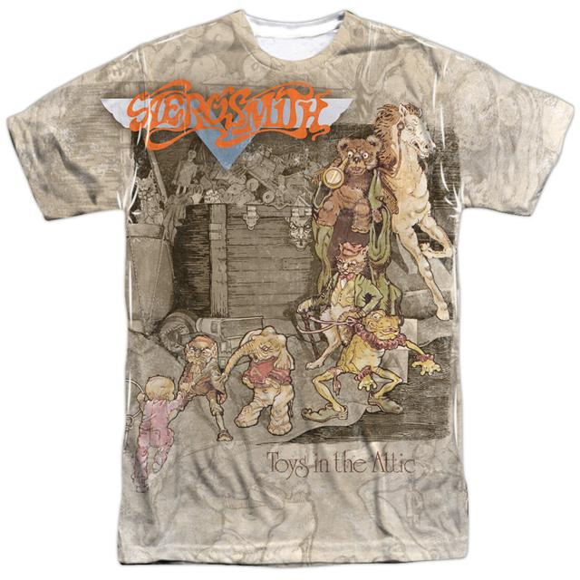 Aerosmith Shirt | TOYS IN THE ATTIC Tee